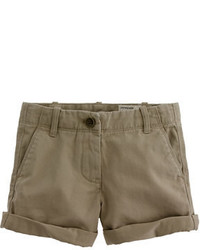 J.Crew Girls Cuffed Chino Short