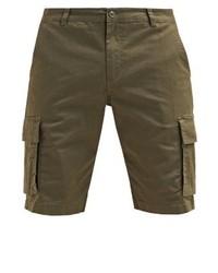 YOURTURN Shorts Oliv