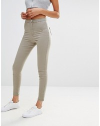 Missguided Vice High Waisted Skinny Jean