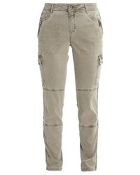 Expresso Charel Trousers Olive