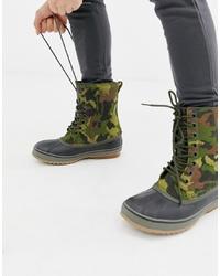 Sorel 1964 Premium Boots In Camo