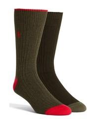 Olive Socks