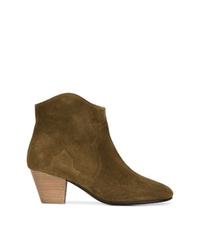 Isabel Marant Toile Dicker Ankle Boots