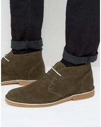 Homme royce suede desert boots medium 3717579