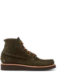 Maine guide suede boots medium 782441