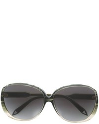 Victoria Beckham Large Oval Sunglasses