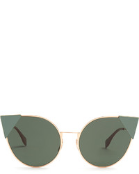 Fendi Lei Cat Eye Sunglasses