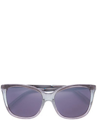 Monique Lhuillier Oversize Square Sunglasses