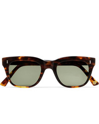 Cubitts Rufford D Frame Tortoiseshell Acetate Sunglasses