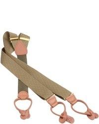 Olive Suspenders