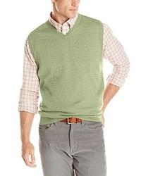 Olive Sweater Vest