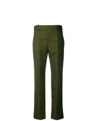 Haider Ackermann Slim Fit Tailored Trousers