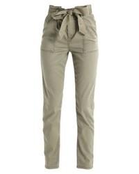 Topshop Trousers Khaki