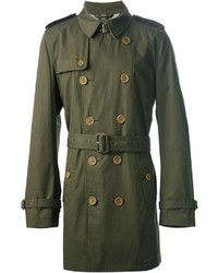 Olive trenchcoat original 435132