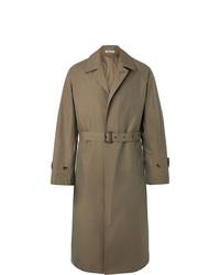 Auralee Cotton Gabardine Trench Coat