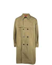 Kenzo Double Breasted Trench Coat