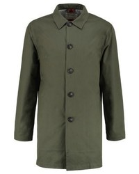 Hymn Piper Short Coat Khaki