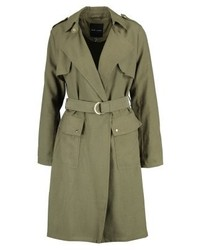 Trenchcoat dark khaki medium 4000166
