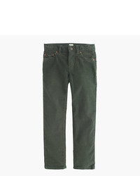 J.Crew Boys Vintage Cord In Slim Fit
