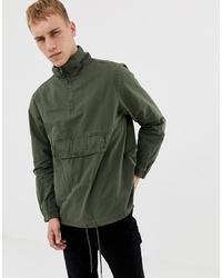 Another Influence Oversized Overhead Hoodie Jacket