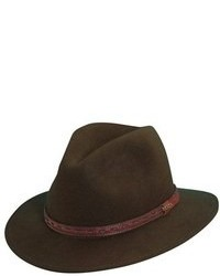 Classico crushable felt safari hat medium 95443