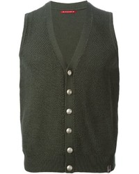 Jacob Cohen Sleeveless Cardigan