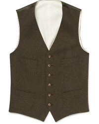 Wool waistcoat medium 826248