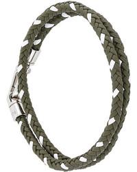 Tod's Woven Bracelet