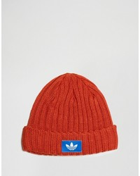 adidas Originals Beanie In Orange Ay9311