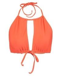 Missguided Mix Match Bikini Top Orange