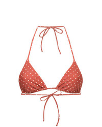 Matteau String Triangle Bikini Top