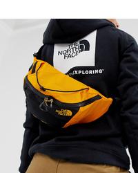 The North Face Lumbnical Bum Bag In Orange