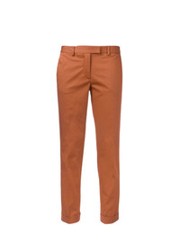Alberto Biani Cropped Chino Trousers