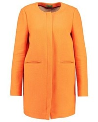 Short coat orange medium 4000139
