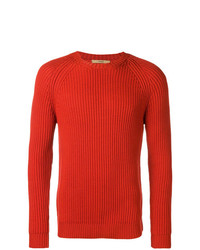 Nuur Long Sleeve Fitted Sweater