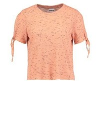 Nmfavela print t shirt dusty coral medium 3896606