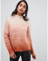 Vila Ombre Knitted Jumper