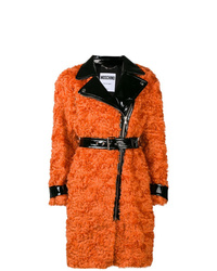 Moschino Shearling Coat