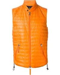 Orange Gilet