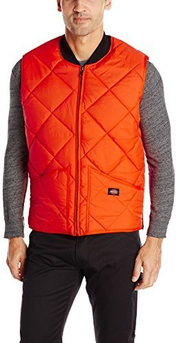 Dickies Diamond Quilted Nylon Vest | Where to buy & how to wear : quilted nylon vest - Adamdwight.com
