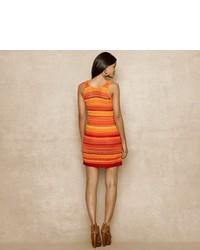 Ralph Lauren Blue Label Multi Knit Tank Dress