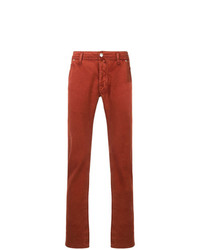 Jacob Cohen Low Rise Jeans