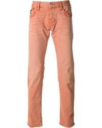Armani Jeans Straight Leg Jean