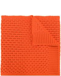Calvin Klein 205w39nyc Textured Knit Scarf