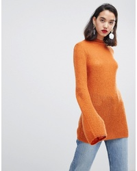 Vero Moda Roll Neck Knitted Jumper