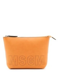 MSGM Perforated Pouchette