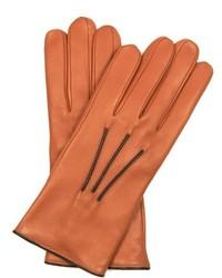 Loewe Bi Colour Leather Gloves