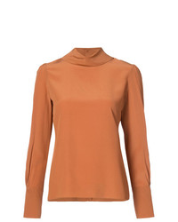 Chloé Turtleneck Blouse