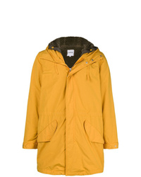 Aspesi Lined Hooded Coat