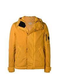 CP Company Resin Effect Parka Jacket